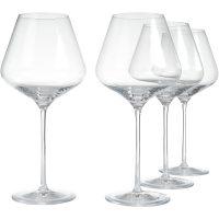 Aida Connoisseur rødvinsglass 71 cl, 4 stk