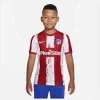 Atletico Madrid Hjemmedrakt 2021/22 Barn Nike
