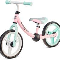 Baby Tiger FLOW Løpesykkel, Rosa/Mint