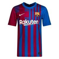 Barcelona Hjemmedrakt 2021/22 Barn Nike