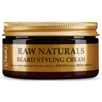 Beard Styling, 100 ml Raw Naturals by Recipe for Men Skjeggolje & Skjeggvoks