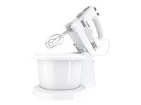 Bosch CleverMixx MFQ2600X - Håndmikser - 400 W - hvit
