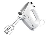 Bosch CleverMixx SpotLight MFQ25200 - Håndmikser - 500 W - hvit/krom