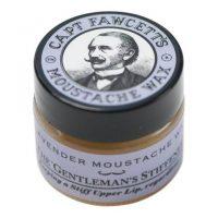 Captain Fawcett's bartevoks / mustasjevoks - Lavendel