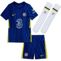 Chelsea Hjemmedrakt 2021/22 Mini-Kit Barn
