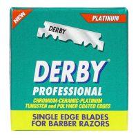 Derby Extra barberblader til shavette 100-pakning