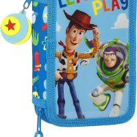 Disney Pixar Toy Story Let's Play Pennal Dobbel, Blue