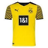 Dortmund Hjemmedrakt 2021/22 Authentic PUMA
