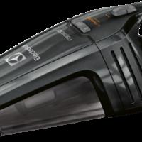 Electrolux Rapido 14,4v Håndstøvsuger - Grå Metallic