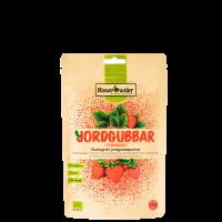 Jordbærpulver ØKO, 125 g