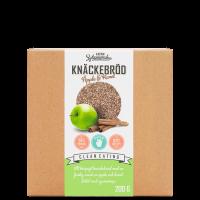 Knekkebrød Eple & Kanel, 200 g