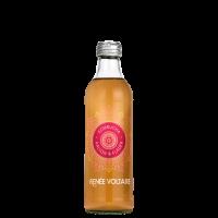 Kombucha Bringebær & Hyllebær ØKO, 275 ml