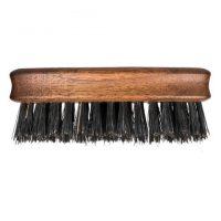 Liten skjeggbørste med villsvinbust