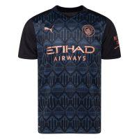 Manchester City Bortedrakt 2020/21 Barn