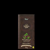 Mørk Sjokolade Mint, 75 g
