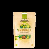 Økologisk Triphala pulver, 125 g