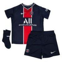 Paris Saint-germain Hjemmedrakt 2020/21 Mini-kit Barn Nike