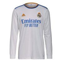 Real Madrid Hjemmedrakt 2021/22 Langermet FORHÅNDSBESTILLING