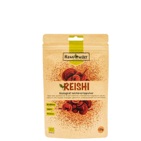Reishi, Økologisk Reishisvampe pulver, 125 g