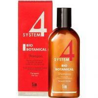 SIM Sensitive System 4 Bio Botanical Shampoo, 215 ml SIM Sensitive Sjampo