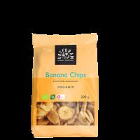 Sprø Bananchips, 200 g