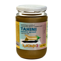 Tahini/Sesampasta saltet, 650 g