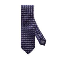 Diamond Floral Tie