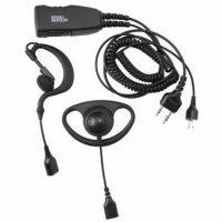 Icom ProEquip Pro-U600S Headset Solution
