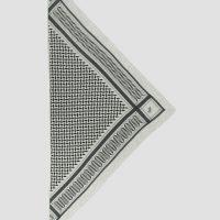 Lala Berlin Cashmere Scarf Triangle Trinity Classic M