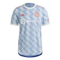 Manchester United Bortedrakt 2021/22 Authentic FORHÅNDSBESTILLING