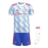 Manchester United Bortedrakt 2021/22 Mini-Kit Barn