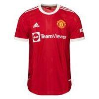 Manchester United Hjemmedrakt 2021/22 Authentic