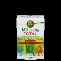 Möllers Total, 28 tabletter