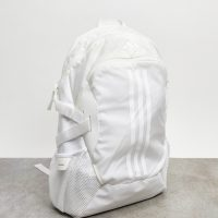 adidas backpack in white
